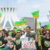 Brazilians rally against corruption