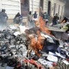 Evo accuses Bolivian police of plotting coup