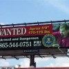 Hewdy, The Americas! Wake up! Billboards is a great tactical tool against crime, says FBI.