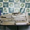 Major international drug kingpin arrested in Rio de Janeiro.
