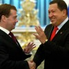 """From Russia with Love"": Medvedev-Chavez agreed to build Venezuela´s first nuclear plant."