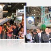 LAAD Latin America Aero & Defence Trade show on April 12-15th in Rio, Brazil.