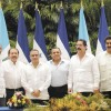 Central American Presidents reacted against presence of Los Zetas in the region.