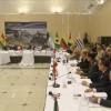 UNASUR Defense Summit: Brazil proposed creation of a defensive South American Military Organization..