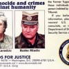 "Serbia announced the arrest of criminal general Ratko Mladic, the ""butcher of Sarajevo and Srebrenica""."