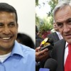 Sebastian Piñera congratulate Humala for victory in Peru, but still to close to call.