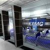 KPMG study says 67 percent of company data loss resulted from external hacking.