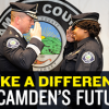 Camden (U.S./N.J.) New Police Force Achieving Good Results