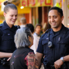 Key to god community policing is exceptional community engagement.
