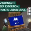 Ransomware and Computers under siege.