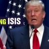 """U.S. President Trump on foreign policy: defeat of ISIS is """"highest priority."""""""