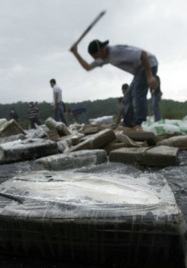 Farc-and-cocaine-traficking-in-Panama