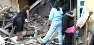 Chile 8.8 Earthquake. Death toll increases every hour.