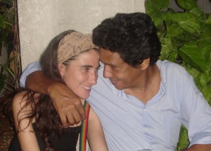 Cuban Freedom Bloggers Yoani Sanchez and Reinaldo Escobar