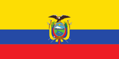 Flag of Ecuador