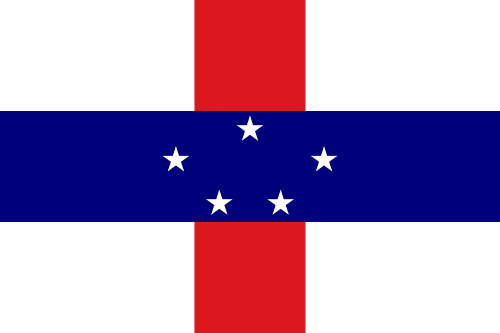 Flag of Netherlands Antilles