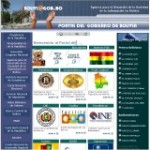 Government Site of Bolivia – click here