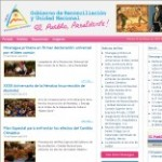 Government Site of Nicaragua – click here