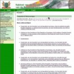 Government Site of Suriname – click here