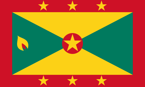 Grenada Flag