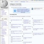 Information Categories of Colombia Wikipedia - click here
