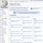 Information Categories of Ecuador Wikipedia - click here