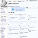 Information Categories of Honduras in Wikipedia - click here