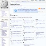 Information Categories of Spain Wikipedia - click here