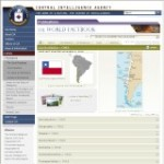 Information of Chile in The World Factbook - click here