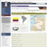 Information of Colombia in The World Factbook - click here