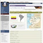 Information of Ecuador in The World Factbook - click here