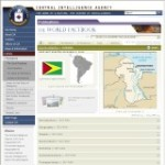 Information of Guyana in The World Factbook - click here