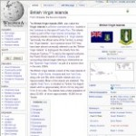 Main British Virgin Island information in Wikipedia - click here