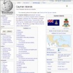 Main Cayman Islands information in Wikipedia - click here