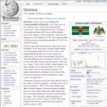 Main Dominica information in Wikipedia - click here