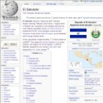 Main El Salvador information in Wikipedia - click here