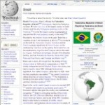 Main Information of Brazil in Wikipedia - click here