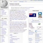 Main Information of Falkland Islands-Malvinas in Wikipedia - click here