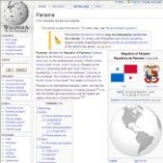 Main Information of Panama in Wikipedia - click here