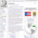 Main Information of Puerto Rico in Wikipedia - click here