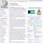 Main Information of The Bahamas in Wikipedia - click here