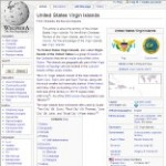 Main Information of Virgin Islands in Wikipedia - click here