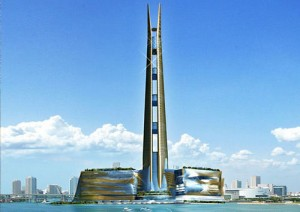 Miapolis will be the tallest building in the world.