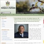 Government of Antigua and Barbuda Site – click here