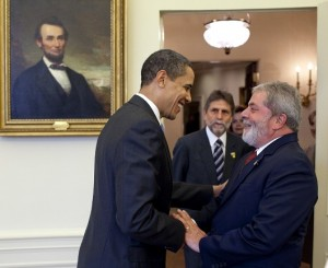 Cotton War! Obama to Lula, no more subsidies, Mr.President!