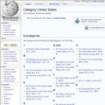 United States categories information in Wikipedia - click here