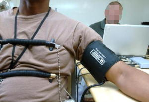how to get a polygraph test done