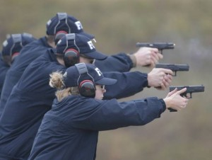 FBI long distance firearms training is out of fashion.Photo Credit H. Darr Beiser, USA TODAY