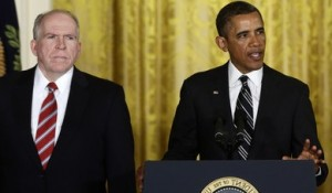 The Americas Security News. President Obama and Brennan.