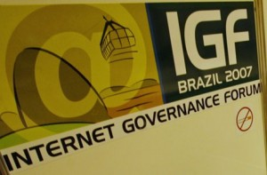 Brazil wants to control Internet in South America.